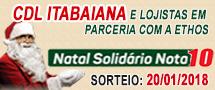 Natal Solidário Nota 10